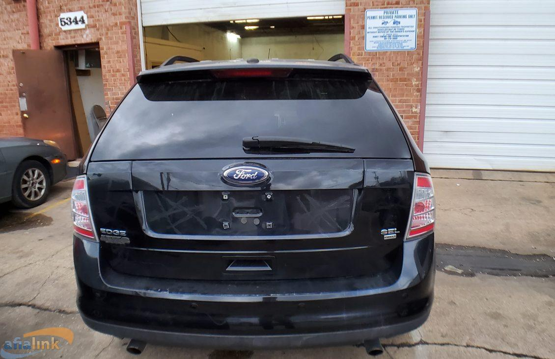 Afialink Vehicles For Sale In Nigeria Used And New Ford Edge 2009